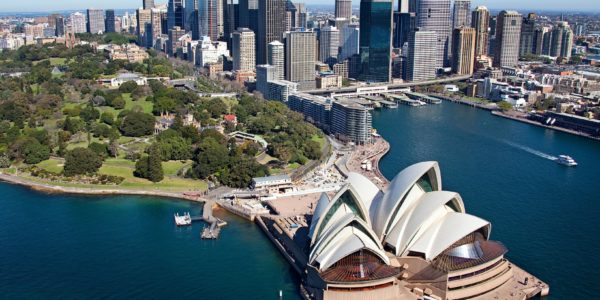 Sydney australia tour package