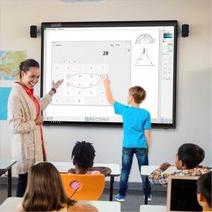 Interactive Digital Whiteboard
