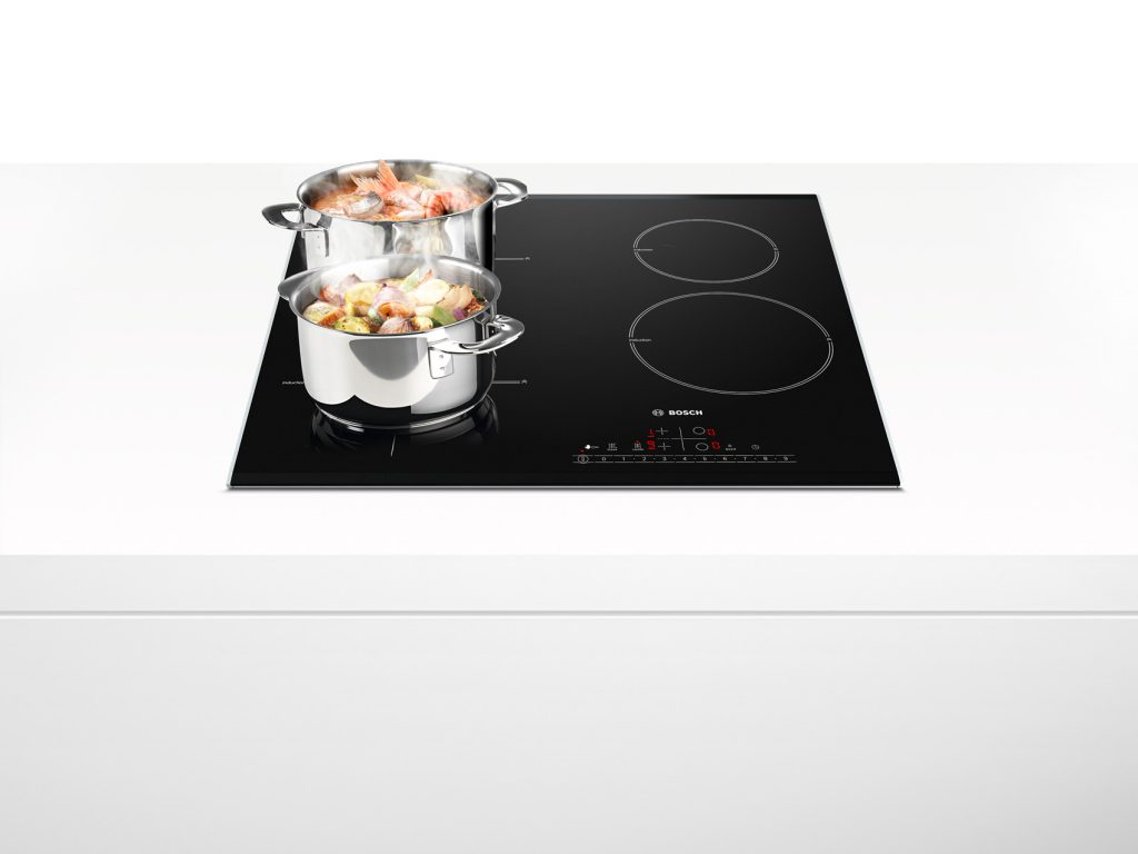 cooking by induction