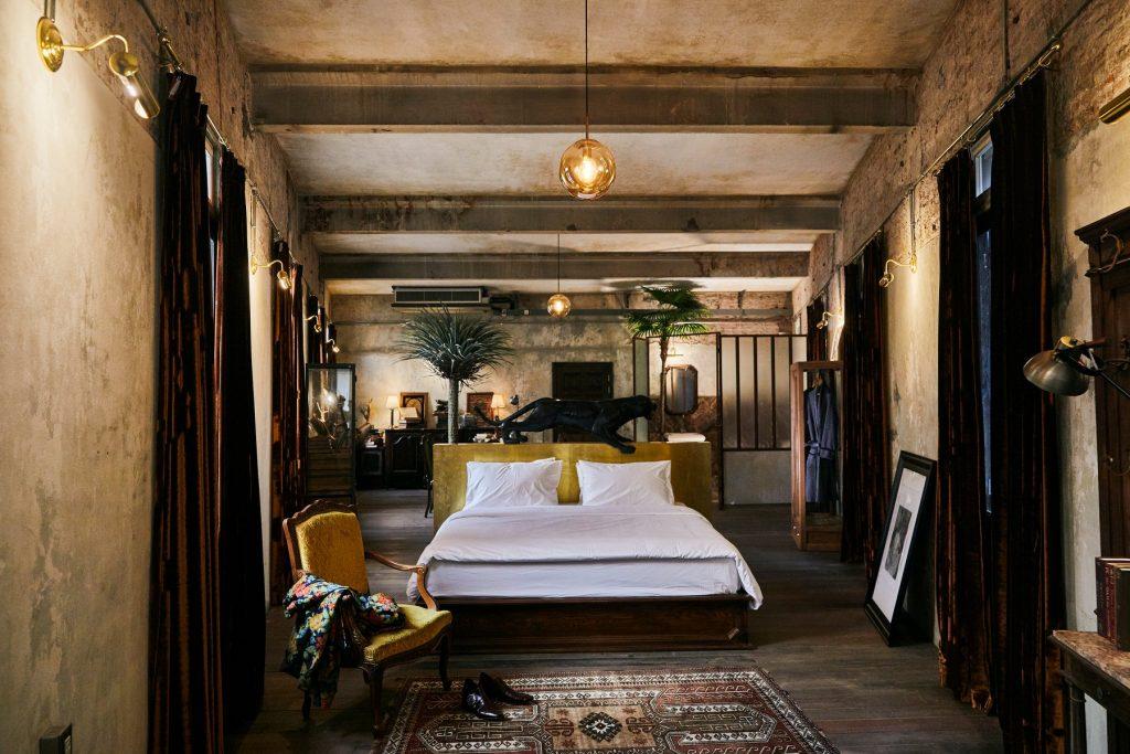 kind of Bangkok hotels